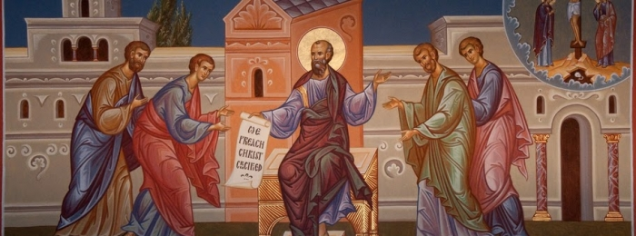 Why I Preach Christ Crucified